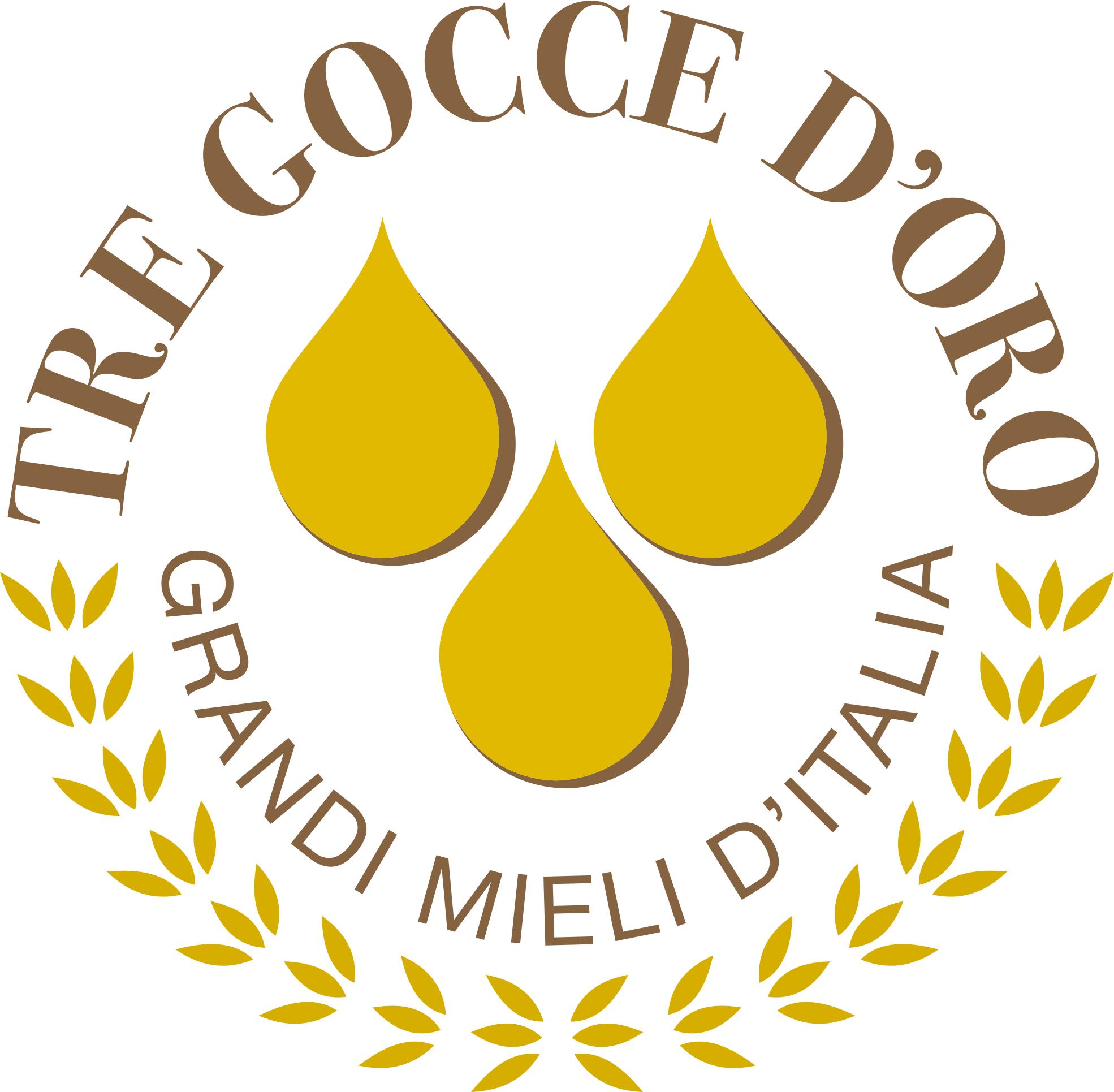 TreGocceOro_logo